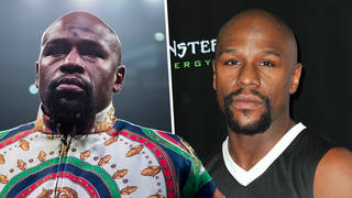 Floyd Mayweather rejects teen male fan photo request over painted nails