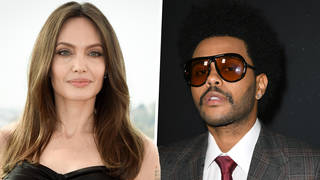 Angelina Jolie dodges uncomfortable relationship question about The Weeknd