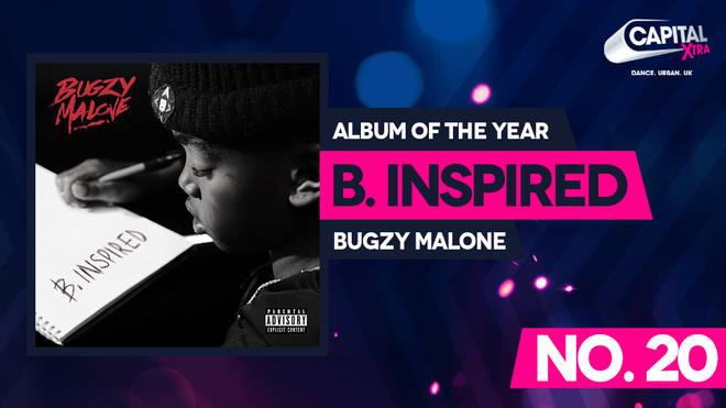Bugzy Malone - 'B. Inspired'