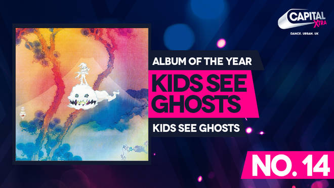 Kids See Ghosts - 'Kids See Ghosts'
