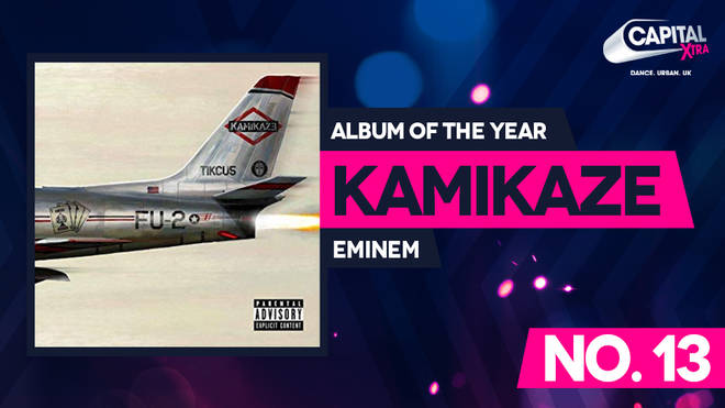 Eminem - 'Kamikaze'
