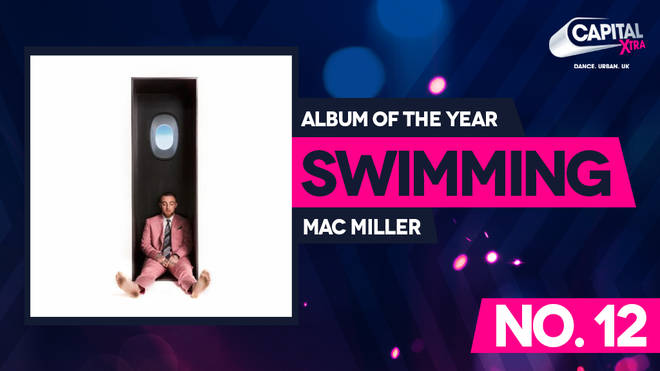 Mac Miller - 'Swimming'