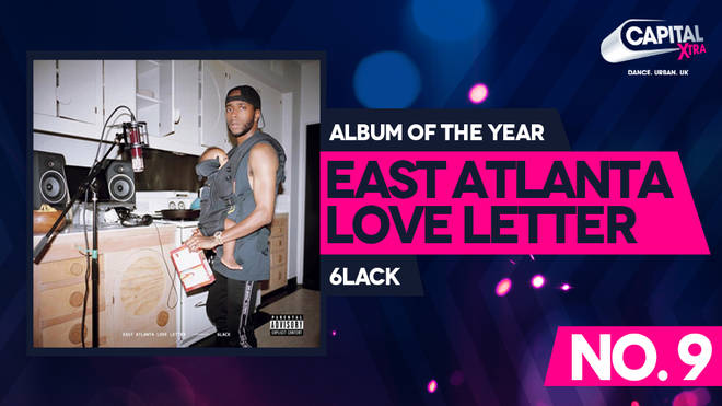 6LACK - 'East Atlanta Love Letter'