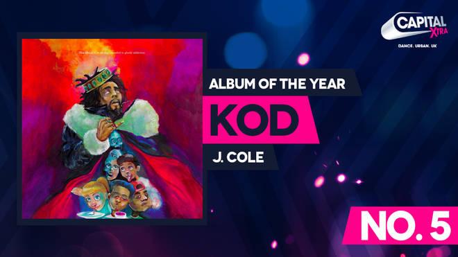 J. Cole - 'KOD'