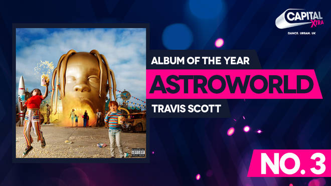 Travis Scott - 'ASTROWORLD'