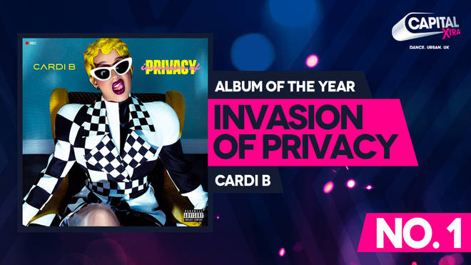 Cardi B - 'Invasion Of Privacy'