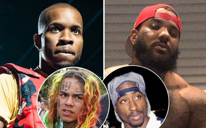 The Game wasn't happy with Tory's comments.