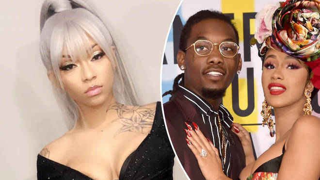 Cuban Doll has broken her silence on the Offset cheating allegations.