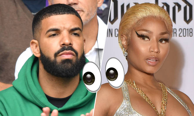 Drake recently made amends with Nicki's ex-boyfriend, Meek Mill.