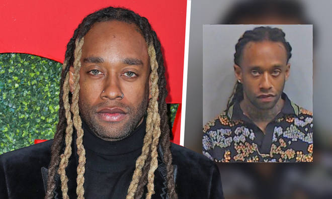 Ty Dolla Sign arrested on drug possession charges