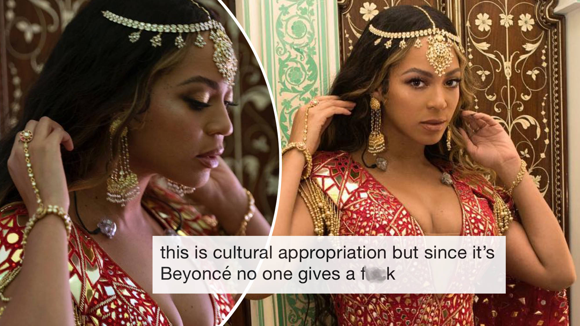 Beyoncé Slammed For Cultural Appropriation After Performing