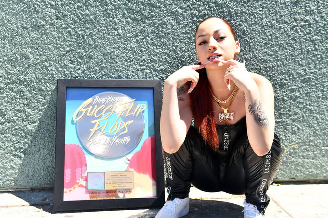 Bhad Bhabie dissed Iggy during a recent trip to Australia.