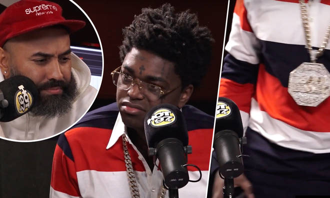 Kodak Black walked out of his Hot 97 interview after the allegations were brought up.