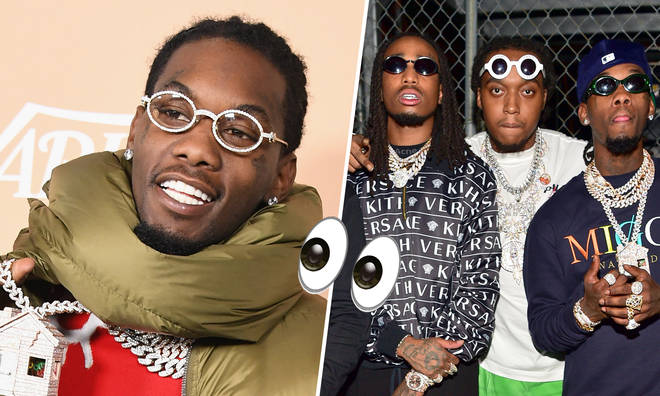 Offset claims that Migos are true GOATs.