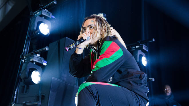 Lil Pump has had another run-in with the police.