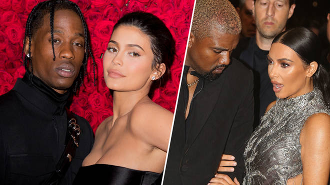Kylie Jenner and Travis Scott are reportedly spending Christmas by themselves.
