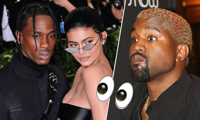 Kylie Jenner has lifted the lid on what really happened between Travis and Kanye.
