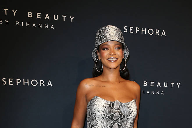 Rihanna's new music is on the way.
