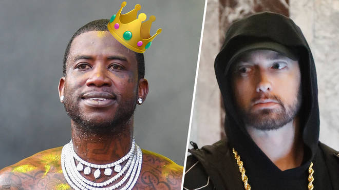 Gucci Mane has claimed the King Of Rap title.