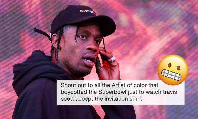 The rapper has divided fans with his reported decision.