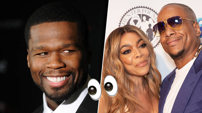 50 Cent went in on Williams after her husband's infidelity rumours surfaced.