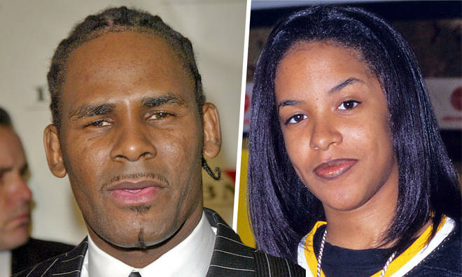 R Kelly allegedly had underage sex with Aaliyah on his tour bus
