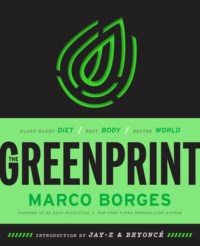 Beyoncê and Jay Z have written the introduction to Marco Borges new book 'The Greenprint'