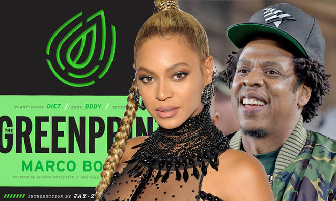 Jay Z and Beyoncê have challenged people to go vegan in 2019