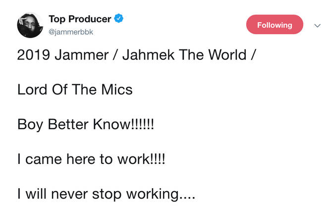 Jammer revealed Lord of the Mics 2019 will feature 30 MCs