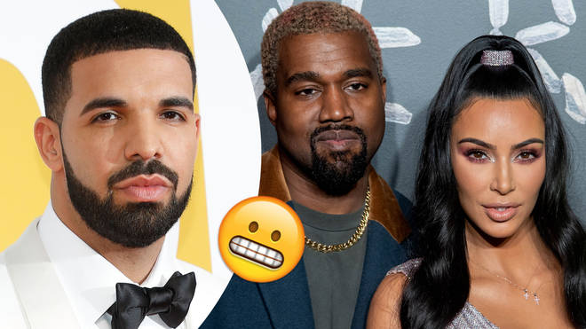 Drake unfollowed Kim after Kanye called him out.