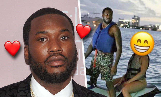 Meek Mill's new girlfriend has been revealed