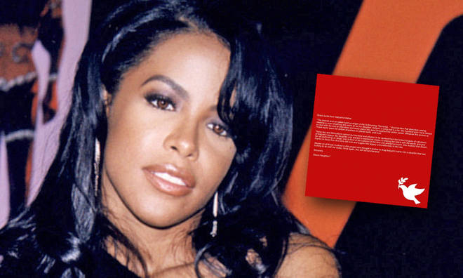 Aaliyah's mother makes official statement about alleged underage relationship with R Kelly