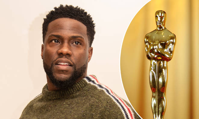 Kevin Hart stepped down from the Oscars hosting role last year.