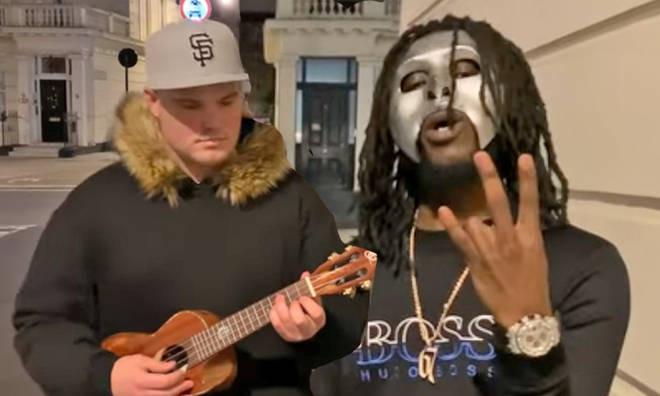 LD teamed up with Einer Bankz on an acoustic version of 'No Stress'