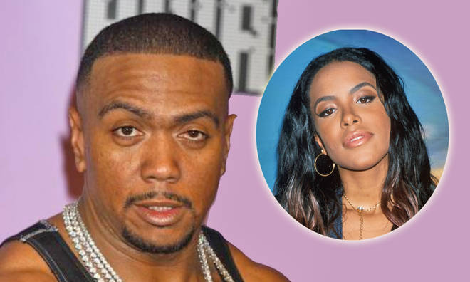 Timbaland revealed that he was in love with Aaliyah when she was 16 years old