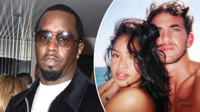 Diddy reportedly feels hurt by Cassie's latest move.