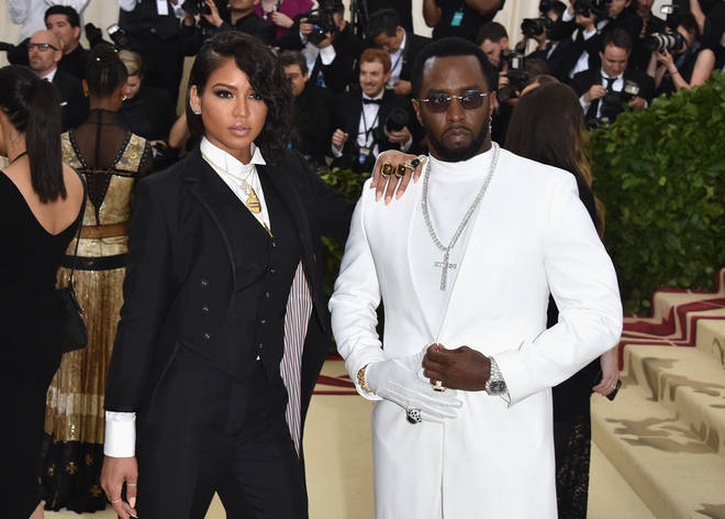 Diddy and Cassie were together for over a decade.