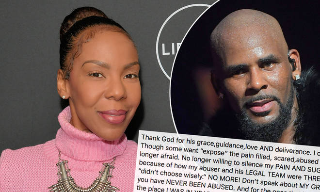 R. Kelly's ex-wife Andrea Kelly has spoken out following the premiere of 'Surviving R. Kelly'.