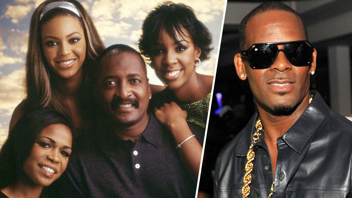 Beyoncé's Dad Reveals How He Protected Destiny's Child From R. Kelly