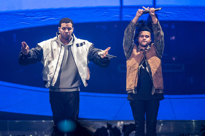 The Weeknd and Drake are said to be beefing.