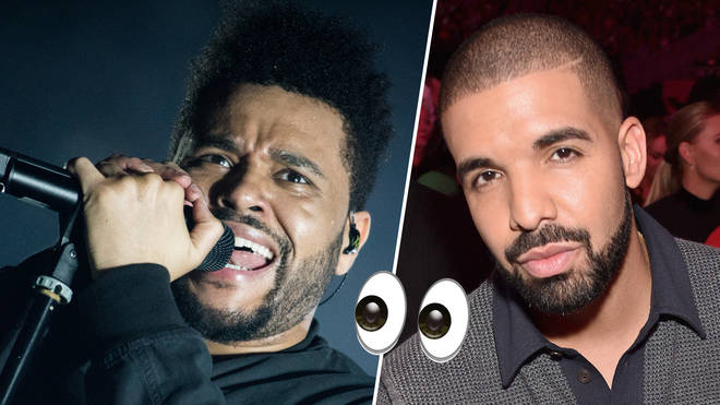 The Weeknd and Drake are rumoured to be beefing.