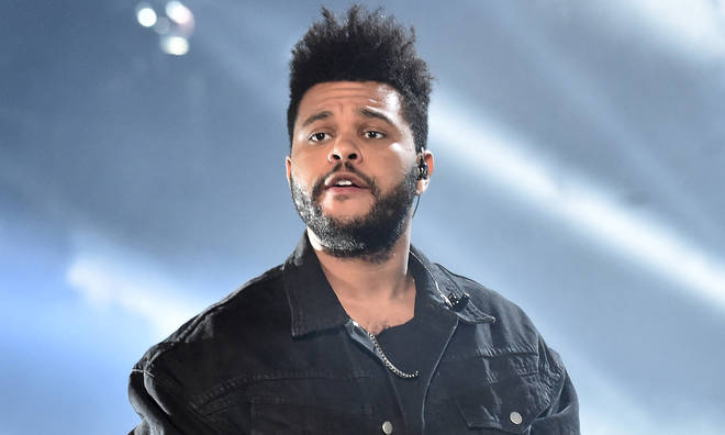 The Weeknd features on Gesaffelstein's 'Lost in the Fire.'