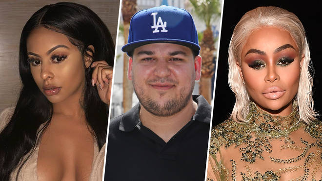 Alexis Skyy was seen cooking dinner with rumoured new love interest Rob Kardashian.