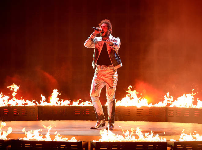 Post Malone claimed artists were right to remove their R Kelly songs from streaming services