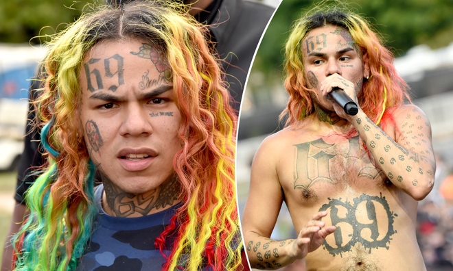 6ix9ine's friend TrifeDrew revealed the real meaning behind the rapper's name.