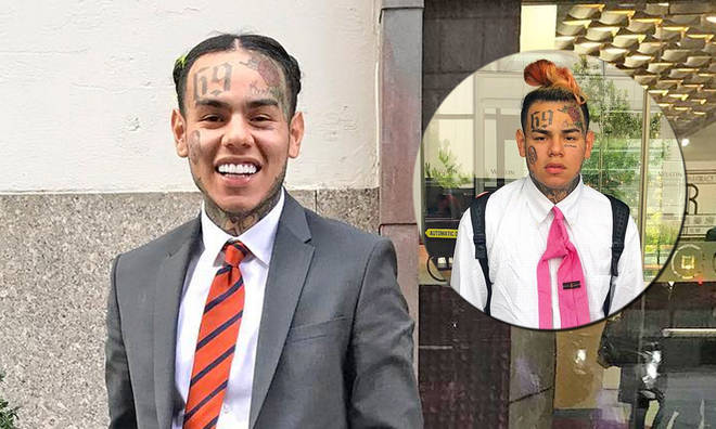 Tekashi 6ix9ine lawyer removed from case after conflict of interest
