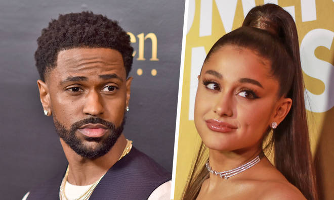 Ariana Grande may have a song about Big Sean on her new album