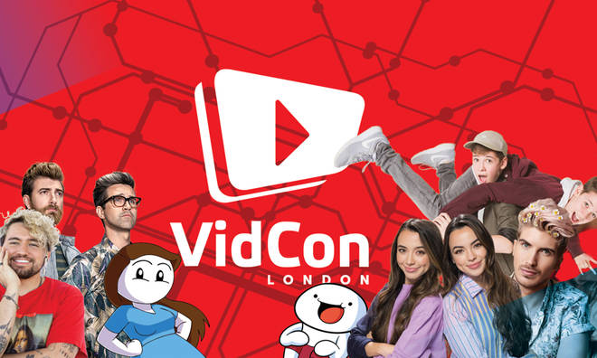 VidCon 2019 is returning to London