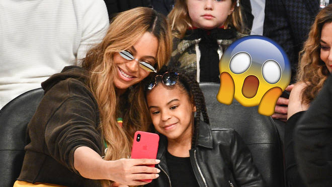 Beyoncé reminisced on her daughter Blue Ivy growing up.