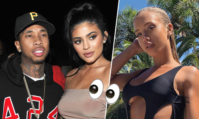 Tyga has been romantically linked to fitness influencer Tammy Hembrow.